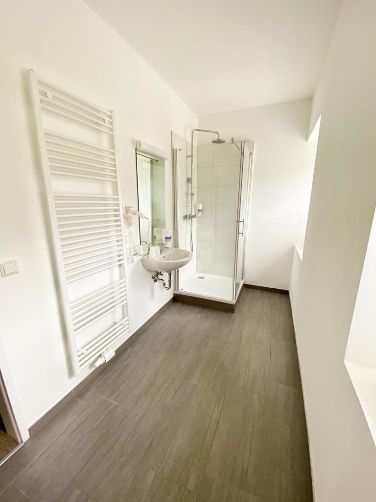 Appartement Badezimmer