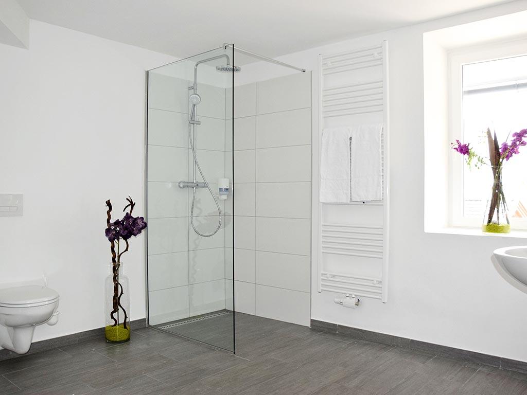 Badezimmer Superior Doppelzimmer