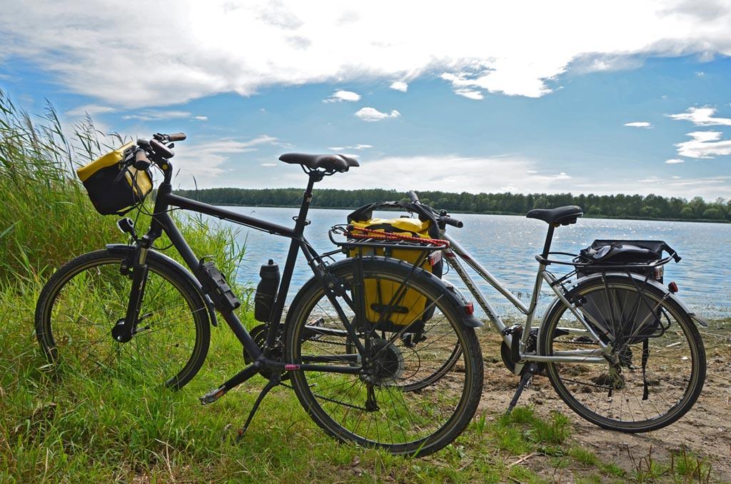 Radfahren am Wörthersee