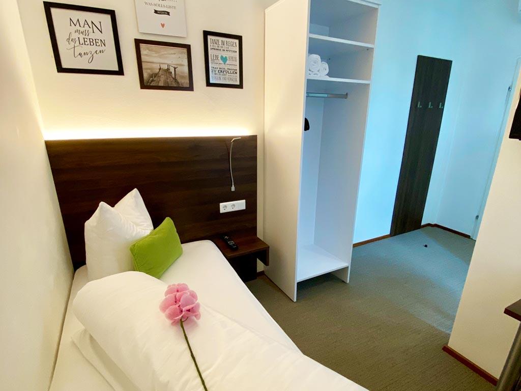 Smart Einzelzimmer